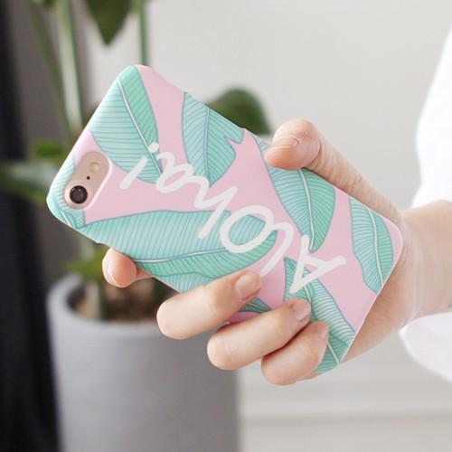 韓國ALOHA 硬殼手機殼│iPhone 5 5S SE 6 6S 7 Plus │z79