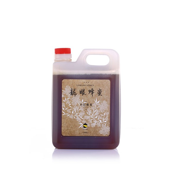 小日蜂光3 台斤本土龍眼蜂蜜龍眼蜜