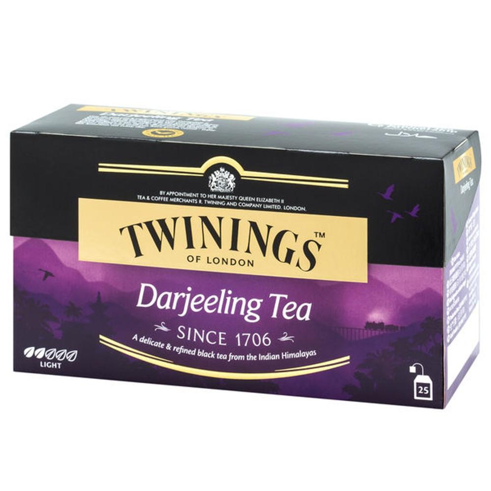 波蘭TWININGS 唐寧茶/歐式大吉嶺伯爵茶包/2g x25 入