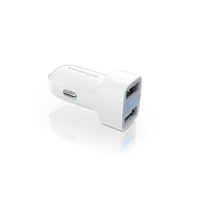~台達電子Innergie ~PowerJoy Go Pro 24 白色24 瓦智能雙US