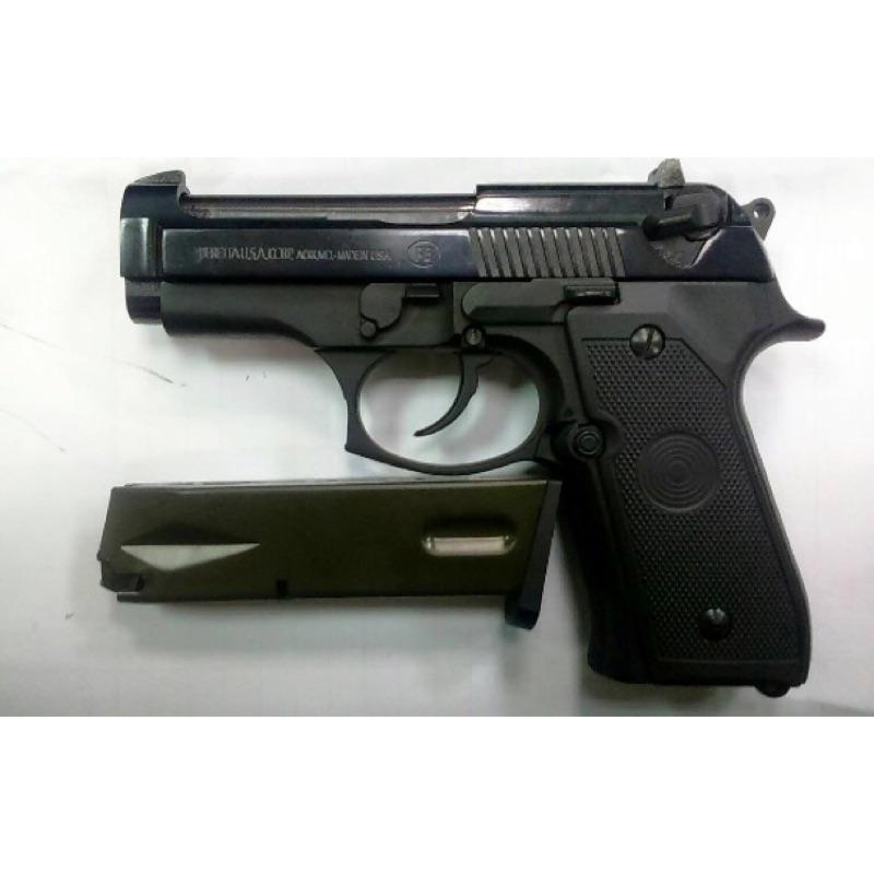 全鋼製92s 操作槍全鋼製12 件式強化套件高比重真槍操作手感CNC 電腦切削(非灌鑄鋼)