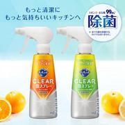 小鋪 Kao 花王廚房食器萬用泡沫噴劑清潔劑300ml 柳橙葡萄柚2 款選擇