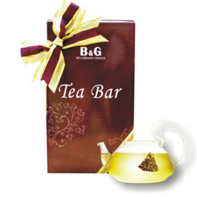 ~ ~德國農莊B G Tea Bar 茶包60 入分享包