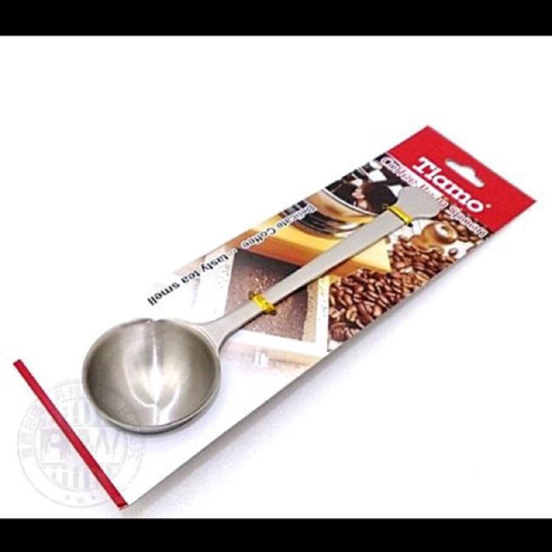 ☕️諾曼愛玩咖☕️Tiamo 不銹鋼咖啡匙Tiamo 不鏽鋼咖啡量匙19 5cm ~HD0