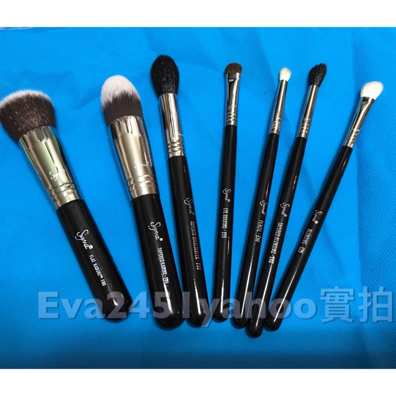 Sigma  7 支组化妆套刷jaclyn hill brush setF80F86F35