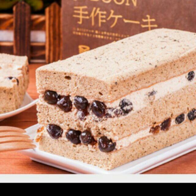 臺中JI BOON 滋~本家波霸珍珠奶茶蛋糕