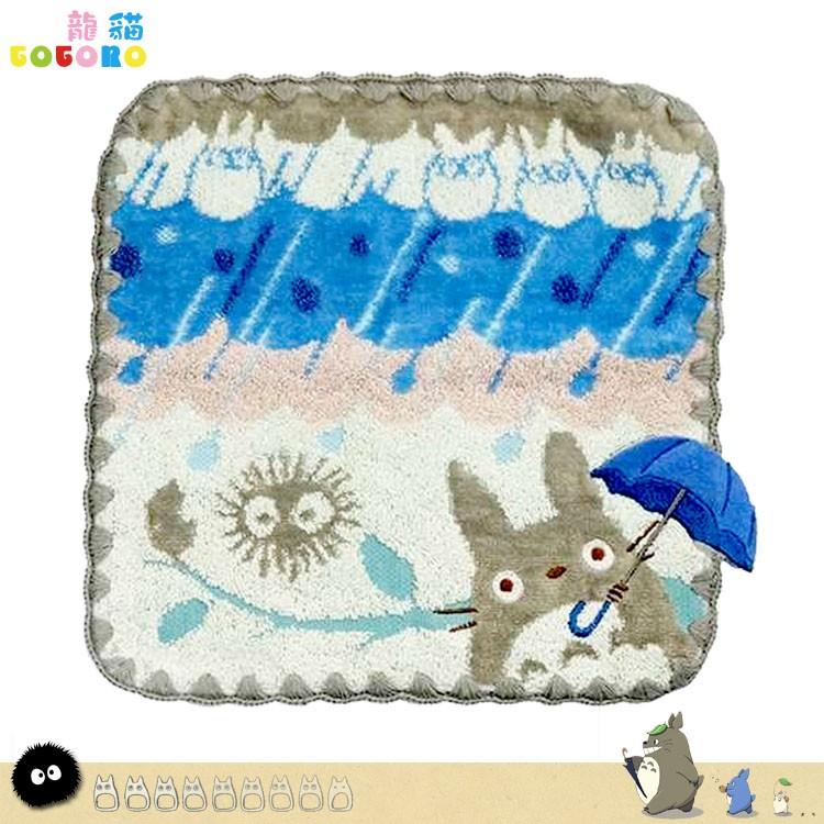TOTORO 龍貓毛巾浴巾毛巾盥洗小物龍貓宮崎駿雨傘572698