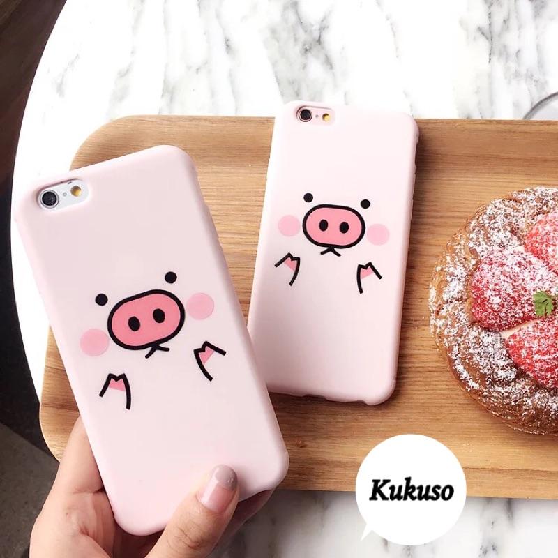 I phone 豬豬手機殼