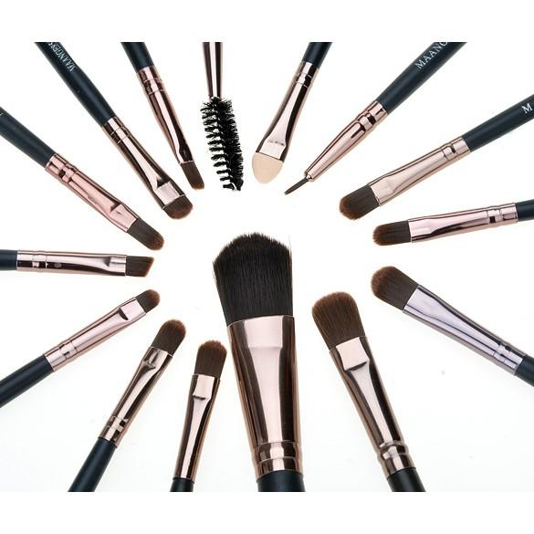 15 支化妝刷套裝 美妝師化妝工具全套刷子
