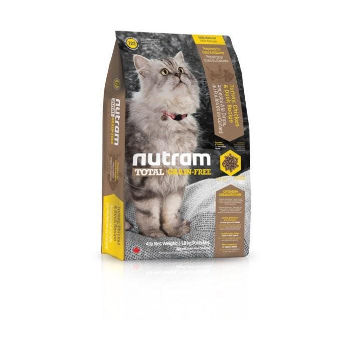 ~COOL PET ~~分裝包~加拿大nutram 紐頓T22 無穀貓火雞1kg