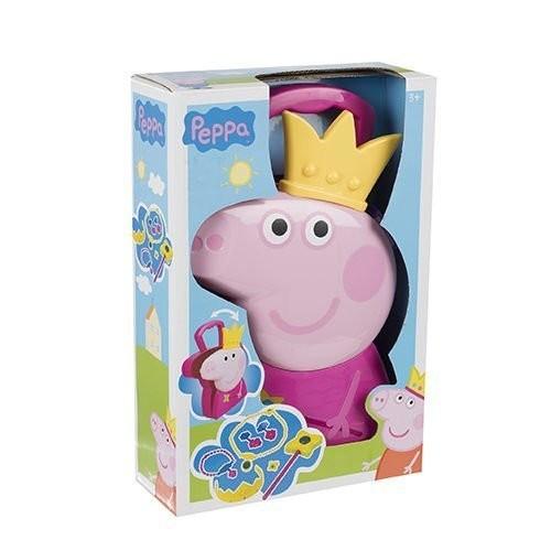 ~Peppa Pig ~←粉紅豬小妹妝扮遊戲組~粉紅豬的車 YOYO TV 卡通英國知名卡