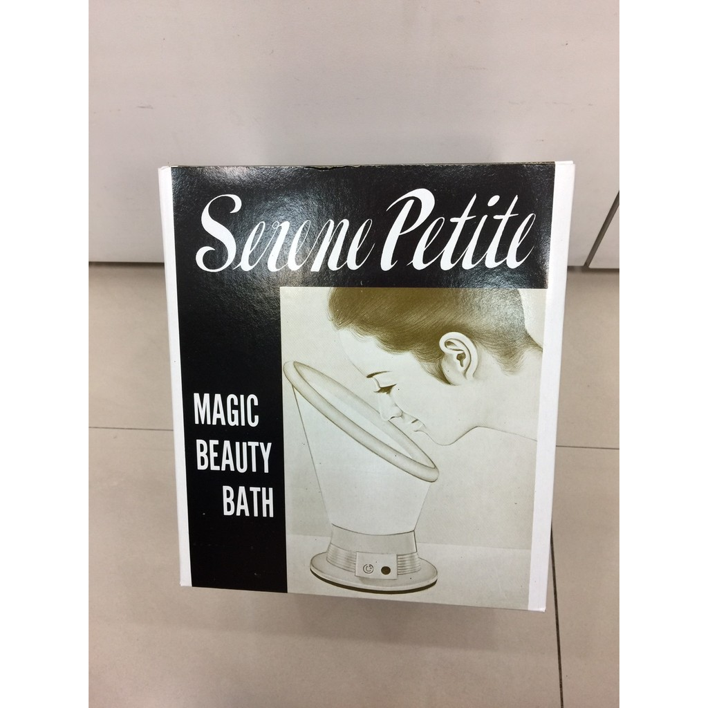 ~香賓美容~美顏蒸臉機讓你在家也 做貴婦SPA 350 元