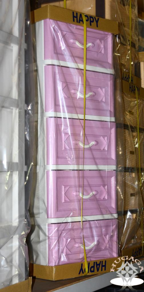 HuGaGa 收納館™~HAPPY FD 105 歐式五層抽屜櫃~法成衣櫥衣櫃掀蓋抽屜櫃1