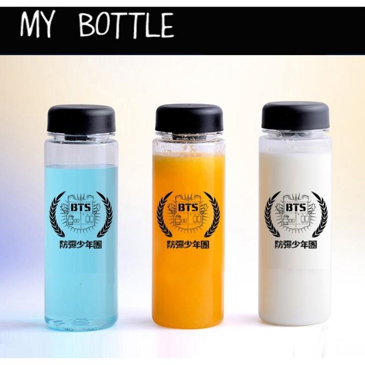 ~蹦米Boomy ~BTS 防彈少年團MyBottle 週邊杯子水杯隨身杯檸檬杯