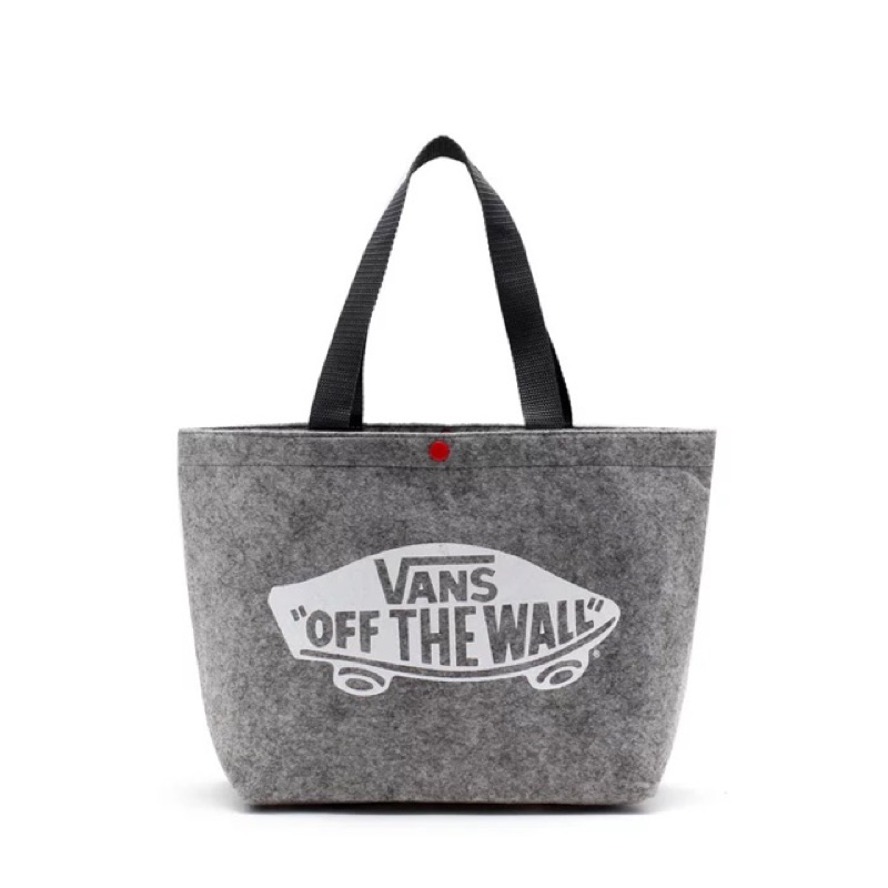 ~ ~日雜誌附錄vans 毛氈水桶包手提包午餐袋圓筒包 包便當袋便當包托特包vans 包