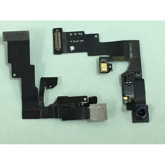 iPhone 5 5C 5S 6 6S plus 前相機前鏡頭自行DIY 無聲感光無影像故