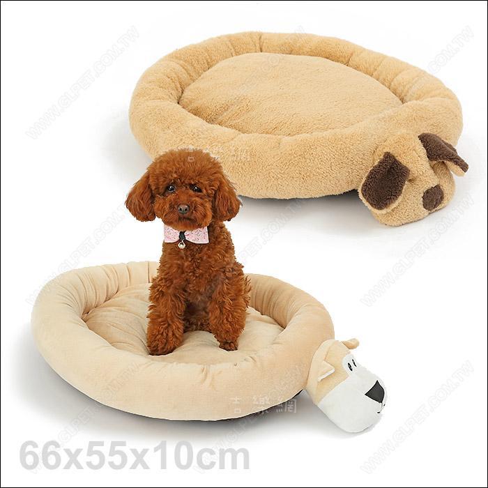 美國Elite ~可愛狗造形寵物床~