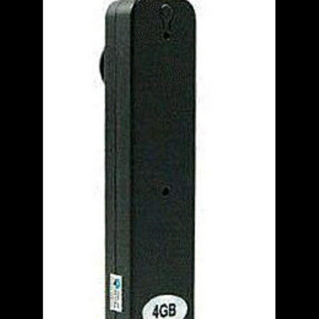 過商檢鈕扣式口香糖針孔攝影機高清無魔戒感應式內建4G 記憶體針孔攝影機錄影筆640 x 4