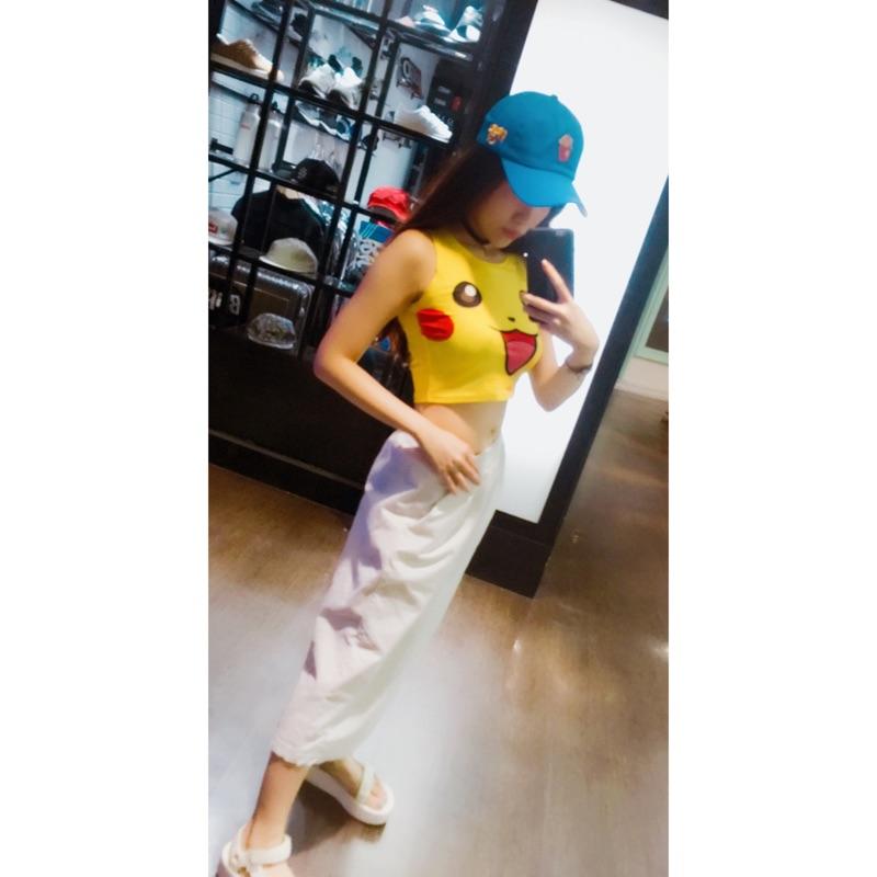 Pokemon 寶可夢神奇寶貝背心(照片為實拍照)