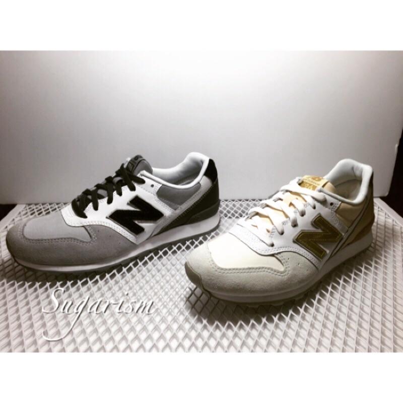 New balance TIER 2 復古休閒女鞋WR996IF 白黑WR996IE 白金