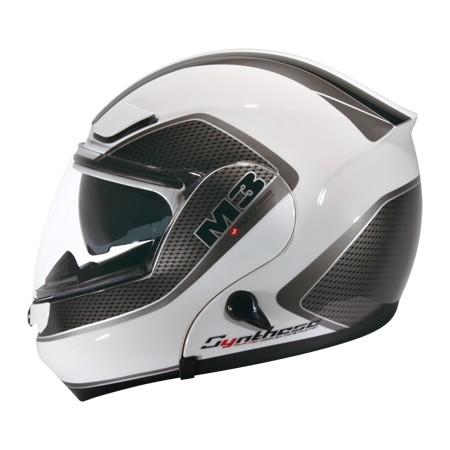 ZEUS ZS3000A GG10 白黑可輕易更換全罩與半罩內藏式遮陽鏡片