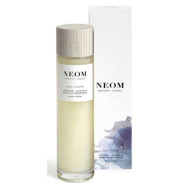 Neom 皇家奢華泡泡浴英國代買 有機精油天然香氛沐浴茉莉薰衣草蘆薈滋潤紓壓