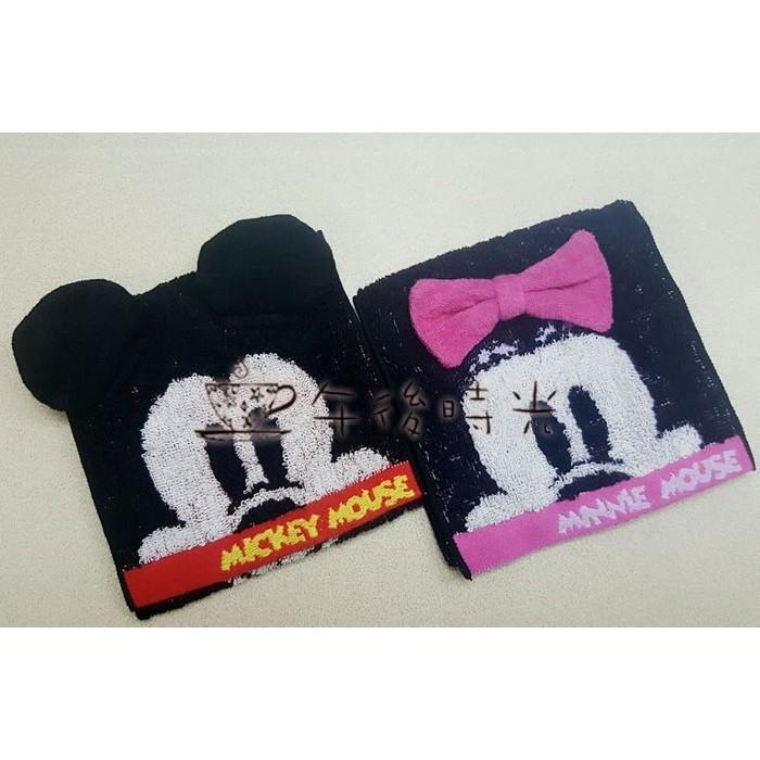 ~午後時光~ 東京迪士尼Disney 大耳朵米奇米妮蝴蝶結棉袋衛生棉生理用品護墊收納包56