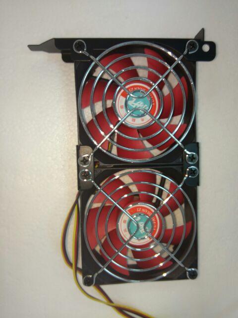~Q50 ~雙八公分8 公分8cm 顯示卡顯卡散熱風扇電腦機箱散熱顯卡伴侶