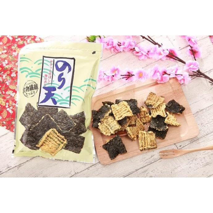 得億 暢銷夯物丸嘉炸天婦羅海苔原味Maruka 海苔天婦羅餅