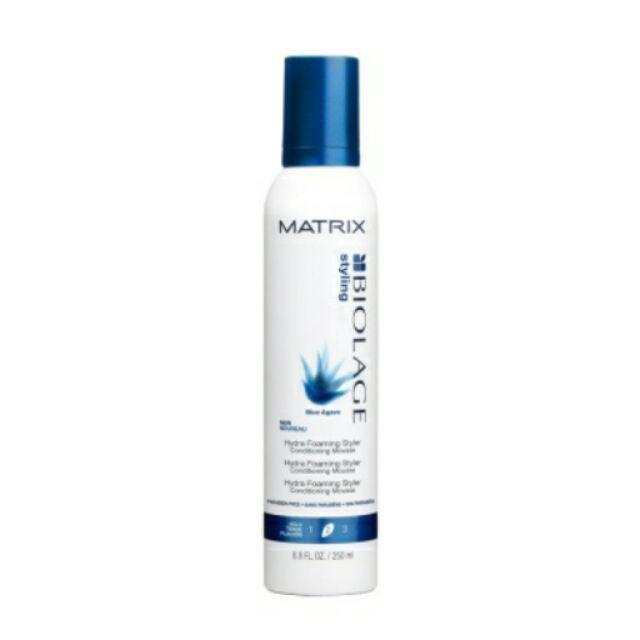MATRIX 美傑仕朴草泡沫雕250ml 創造出持久力強的