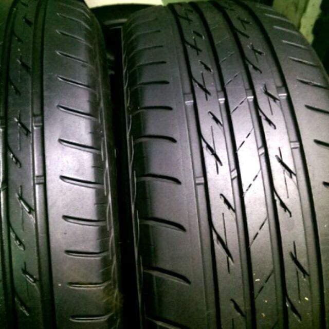 195 60R 15 中古胎普利司通2012 2014 年輪胎n 兩條1000 元