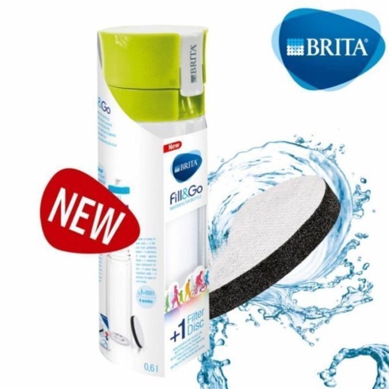 德國BRITA Fill Go 隨身濾水瓶~ 濾片1 ~600ml 隨身瓶隨手瓶另賣濾芯片