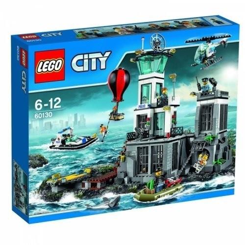 ~ ~~積木樂園~樂高LEGO 60130 CITY 城市系列監獄島