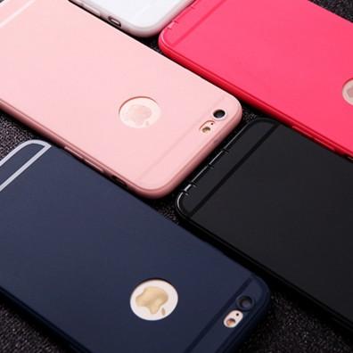 ~ ,只要118NT ~iphone7 手機殼蘋果6 plus 超薄磨砂防塵TPU 軟殼手