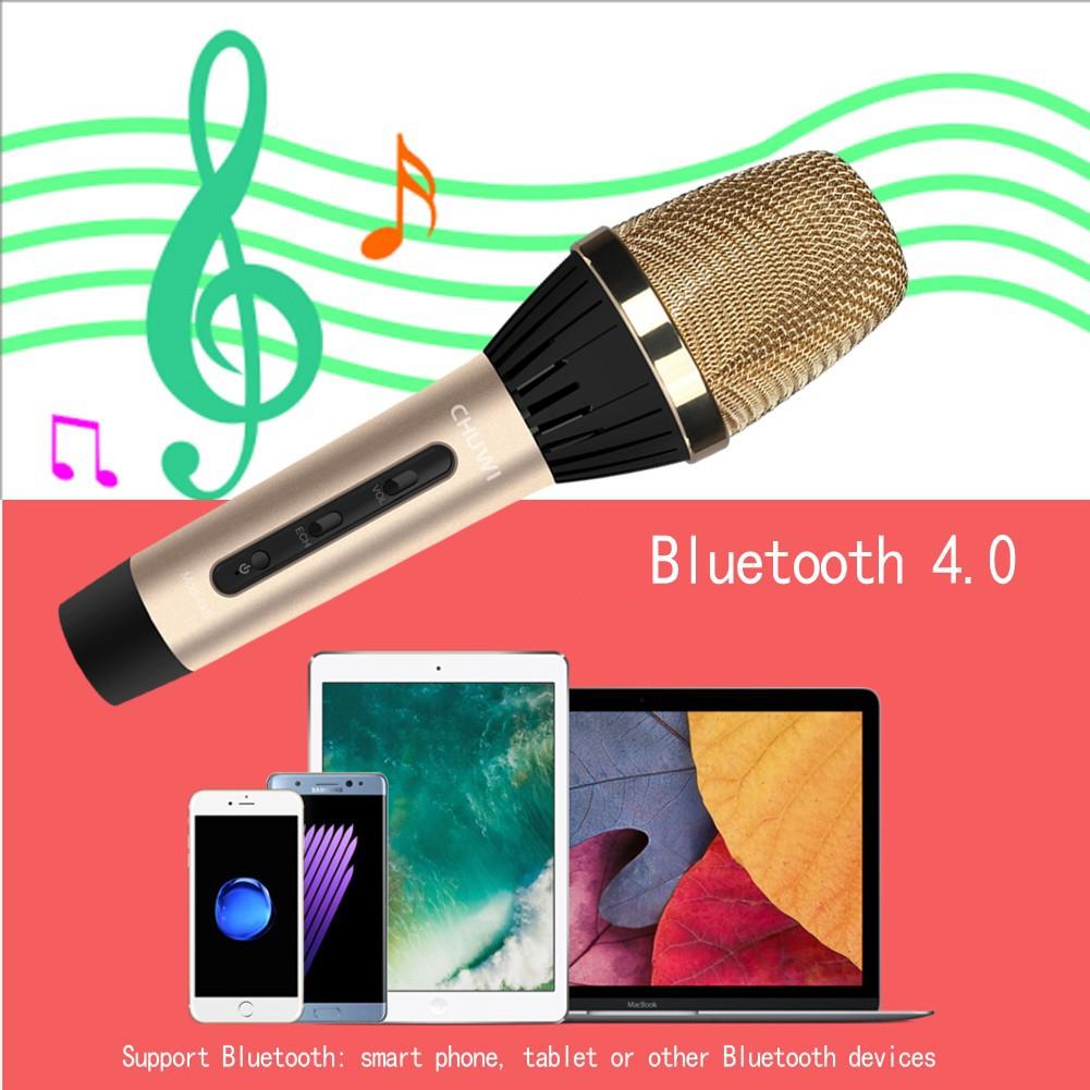正品馳為K8 藍牙無線手持話筒揚聲器麥克風