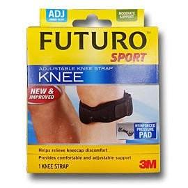 3M FUTURO 護膝可調式髕骨加壓帶