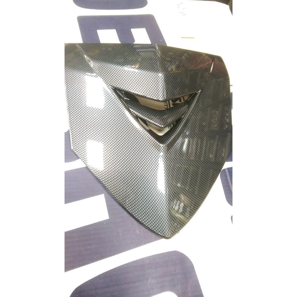 E GIN 部品新勁戰勁戰 2 代勁戰水轉印大盾碳纖維大盾
