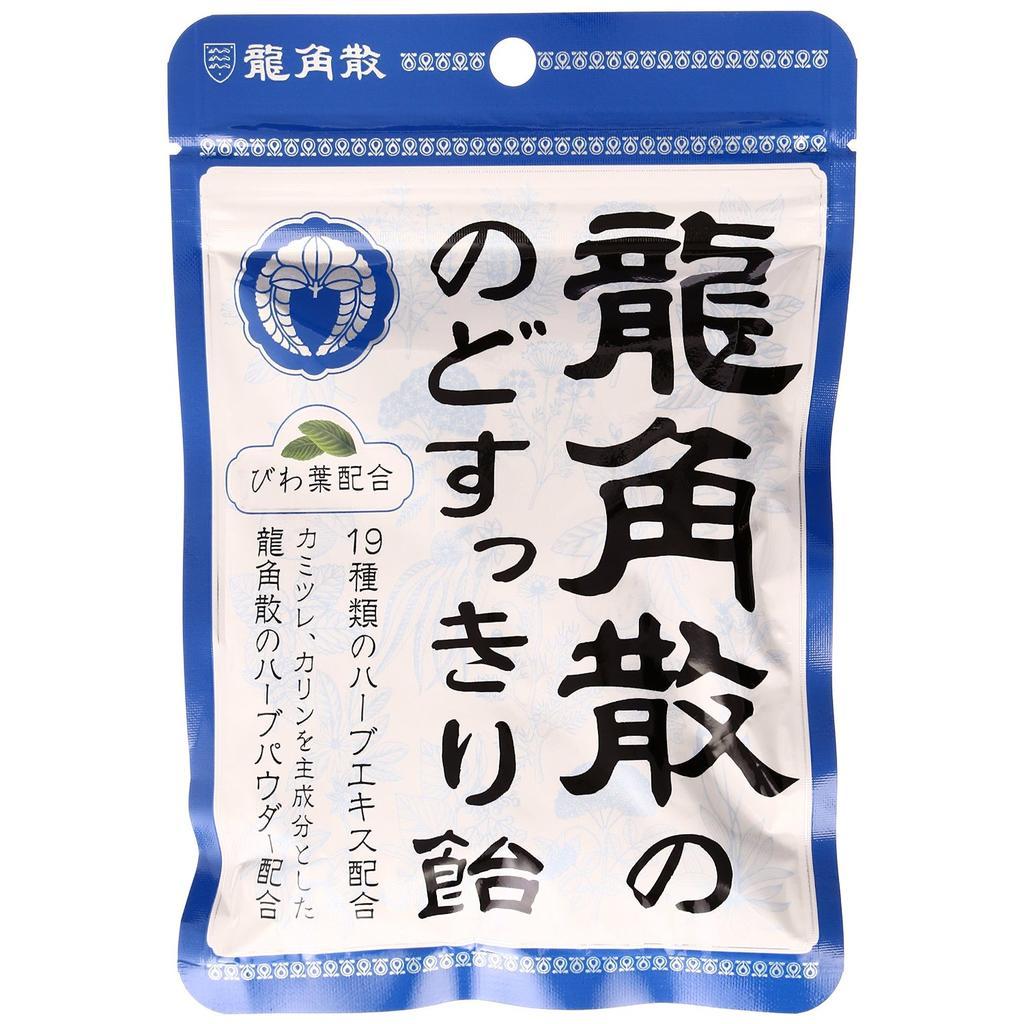 ~Tokyo Speed ~ 龍角散喉糖龍角散貽原味100g 藍莓75g 柚子桃子金桔口味