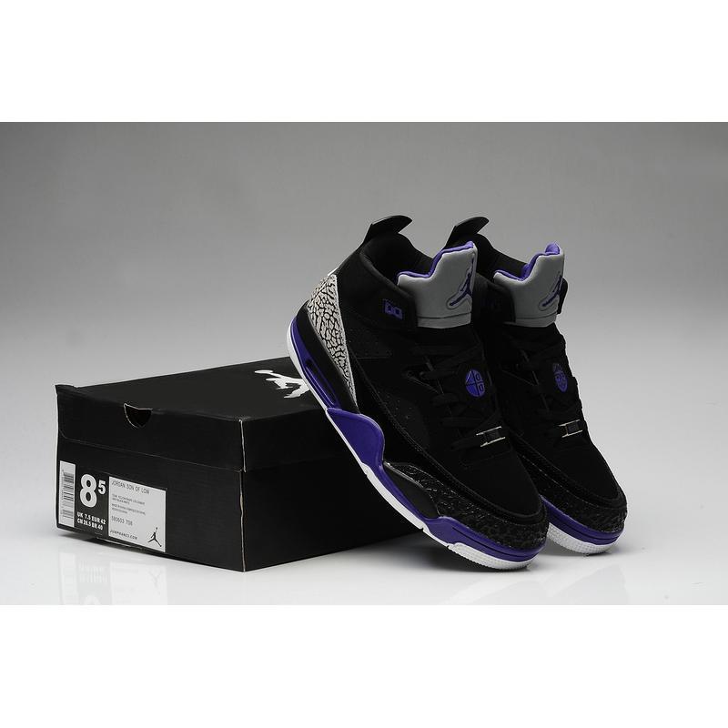 NIKE AIR JORDAN 4 喬丹4 代黑紫球鞋男鞋 鞋us7 us13