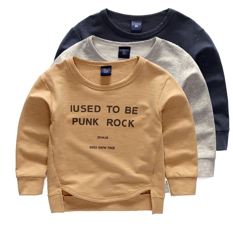 童年不同樣外套套裝  童年不同樣  男童衛衣2016 兒童T 恤 春秋款圓領打底衫寶寶長袖