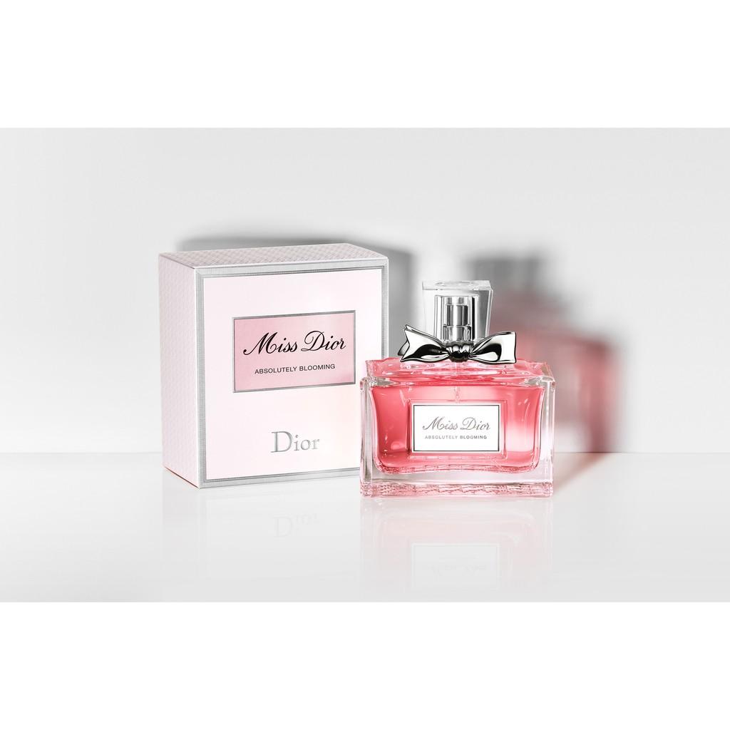 迪奧Miss Dior 花漾迪奧精萃香氛CD 5ml 附外盒裝2016 年 款沾式