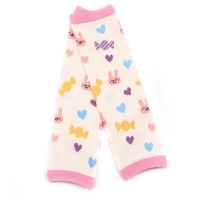 6 種款式寶寶爬行長襪保護膝蓋