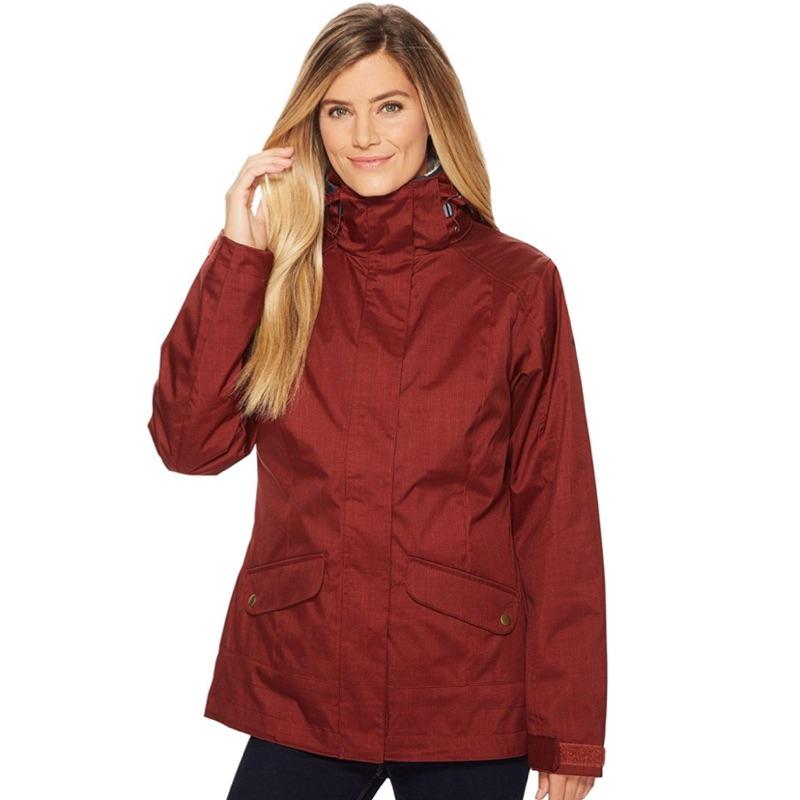🔸全新,原價240美金 🔸Columbia 兩件式外套 防水防風保暖 登山/滑雪/極光 哥倫比亞 女版 機能外套