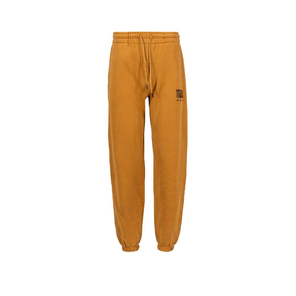 Timberland 男款 小麥色 LOGO 針織 運動 長褲 A1YNAP47 舒適 純棉 居家 彈力 休閒 運動