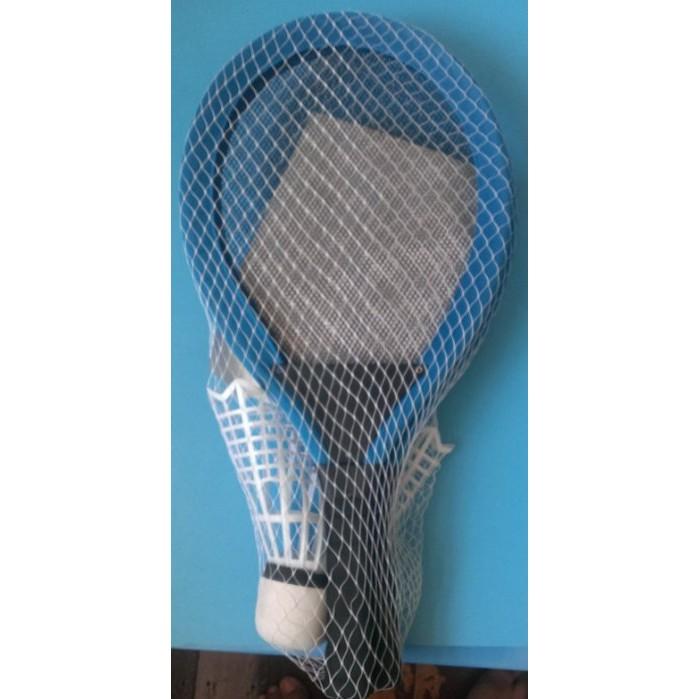~磊磊小舖~666 5 板羽球拍大板羽球拍羽毛球拍網球拍羽球拍對接球拍組