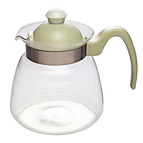 晴天咖啡☼可直火FH 005 耐熱玻璃壺700ml 花茶壺咖啡壺FH005 泡茶壺保溫壺瓦