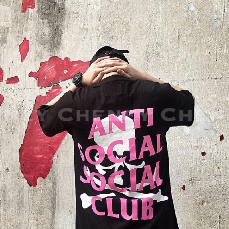 ANTI SOCIAL SOCIAL CLUB x MASTERMIND JAPAN TE