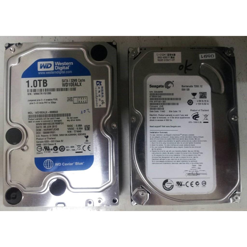 硬碟桌上型SATA 型3 5 吋100GB 750GB 500GB 320GB 160GB