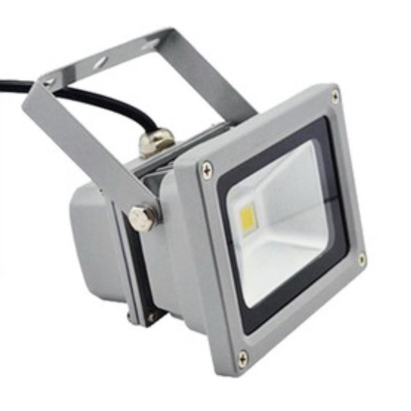 商業用工業用防水型10W 10 瓦LED 投射燈AC 110 220 舞台燈路燈暖白