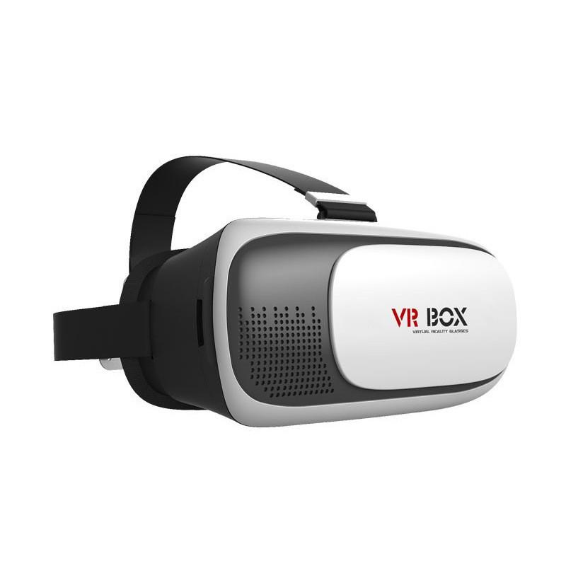 ~3D 眼鏡~頭戴式VR Box 眼睛虛擬現實3D 眼鏡